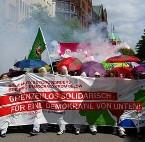 Bengalo-Blockupy